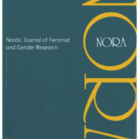 NORA: Nordic Journal of Feminist and Gender Research, vol. 28, no. 4, 2020