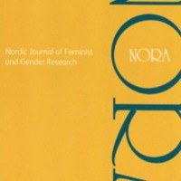 NORA: Nordic Journal of Feminist and Gender Research, vol. 27, no. 4, 2019