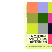 Feminist Media Histories, vol. 6, no. 1, Winter 2020