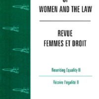 Canadian Journal of Women and the Law, vol. 30, no. 2, 2018