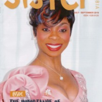 Sister Namibia, vol. 31, no. 3, July-September 2019