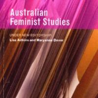 Australian Feminist Studies, vol. 32, no. 94, December 2017