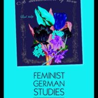 Feminist German Studies, vol. 36, 2020
