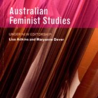 Australian Feminist Studies, vol. 33, no. 97, September 2018