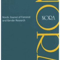 NORA: Nordic Journal of Feminist and Gender Research, vol. 28, no. 1, 2020