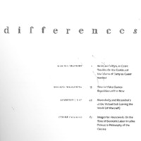 Differences: A Journal of Feminist Cultural Studies, vol. 28, no. 3, Winter 2017