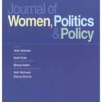 Journal of Women, Politics & Policy, vol. 41, no. 1, January-March 2020