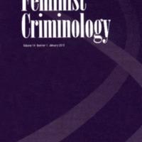Feminist Criminology, vol. 14, no. 1, January 2019